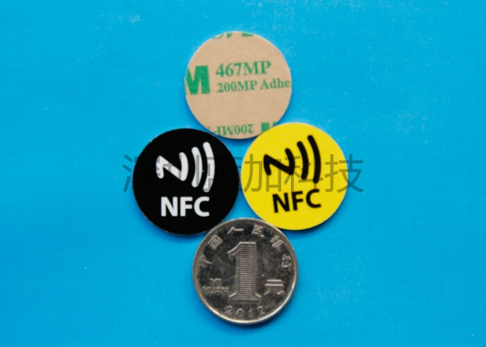 金宝博游戏_E-N003 NFC圆币卡