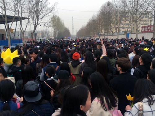 金宝博娱乐_RFID技术助力郑州BIGBANG演唱会